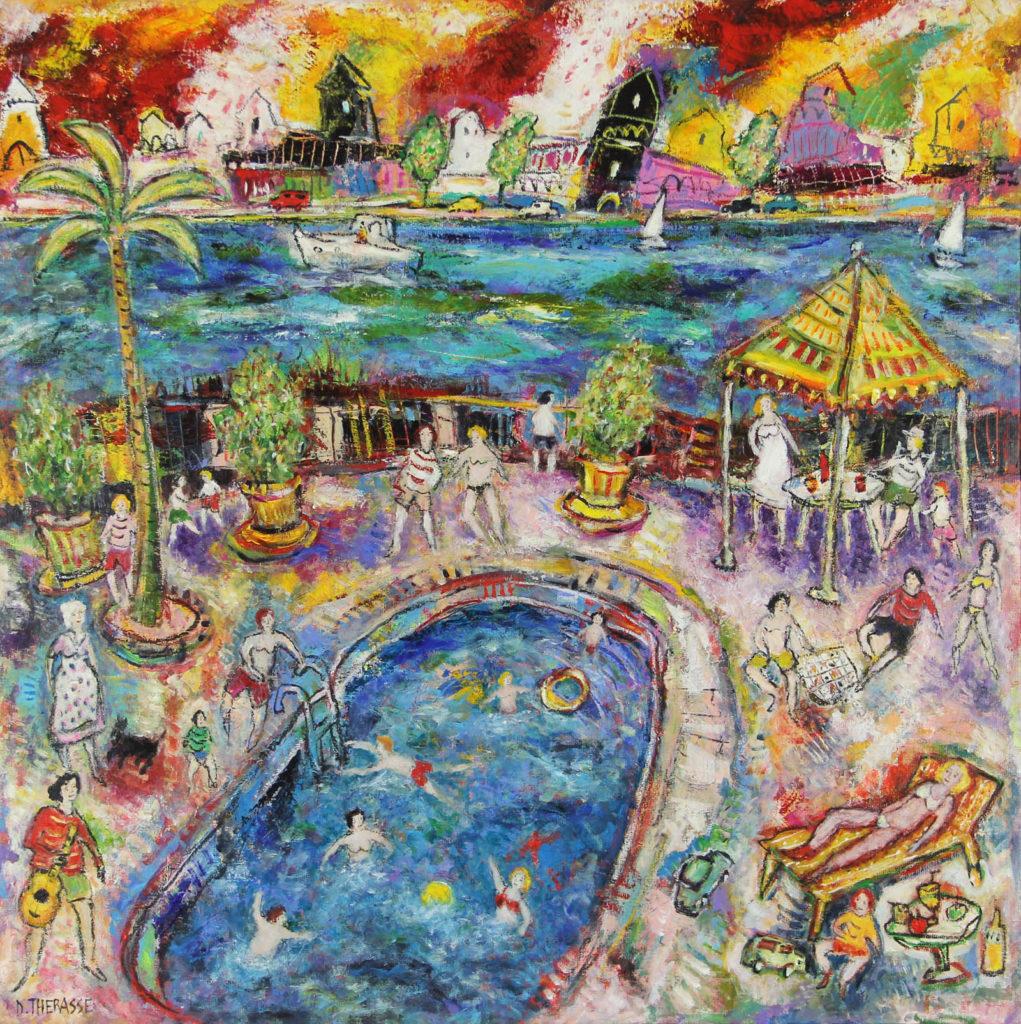 THERASSE_La piscine